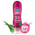 Durex Play 2w1 żel do masażu z Aloesem 200 ml