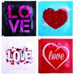 EXS Regular classic Love Heart (100 szt.)