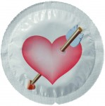 EXS Love Heart (1szt.)