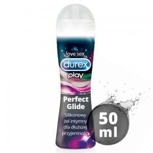 Durex Play Perfect Glide silikonowy żel 50 ml