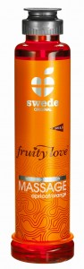 Żel intymny i do masażu Swede Orange 200ml