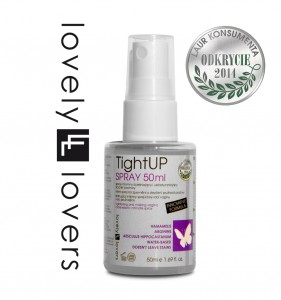 LOVELY LOVERS TightUP Spray 50ml