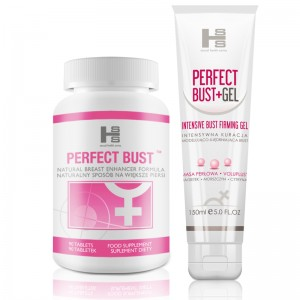 PERFECT BUST 90 tab  + gel 150 ml