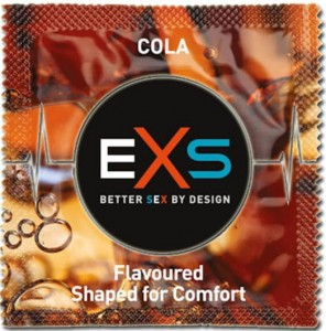Exs Crazy Cola (1 szt.)