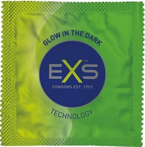 Exs Glow In The Dark (1 szt.)